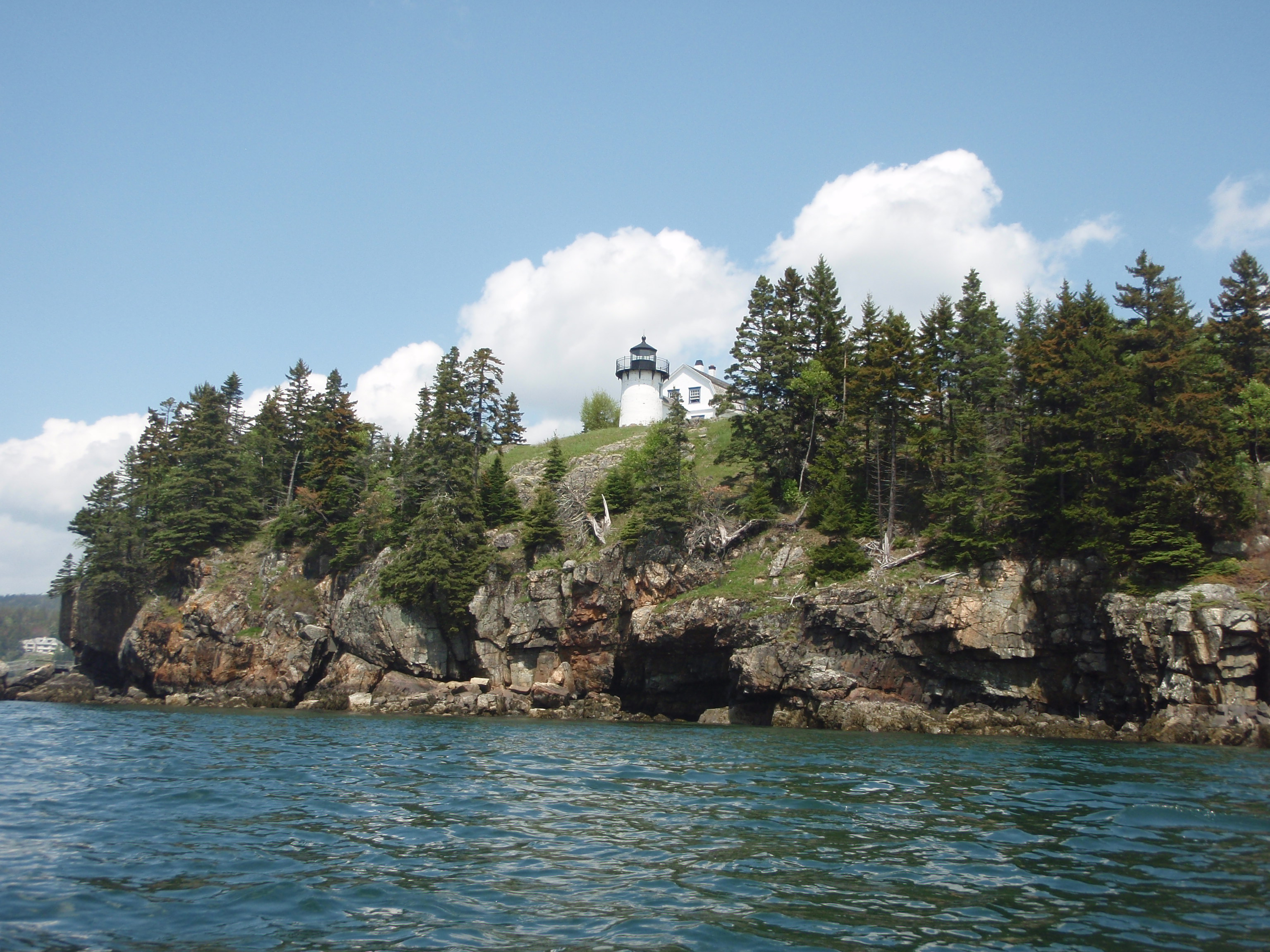 trip report bear island from seal harbor acadia np me
