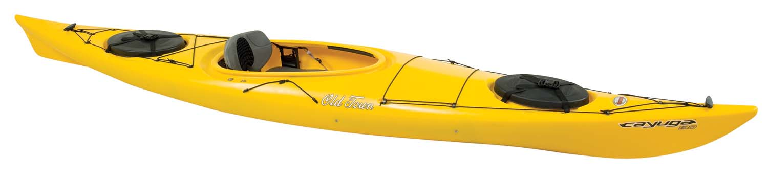Old Town Cayuga 130 Review | Kayak Dave's