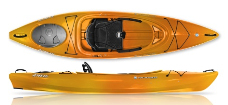 Wilderness Systems Aspire 105 Review Kayak Dave S