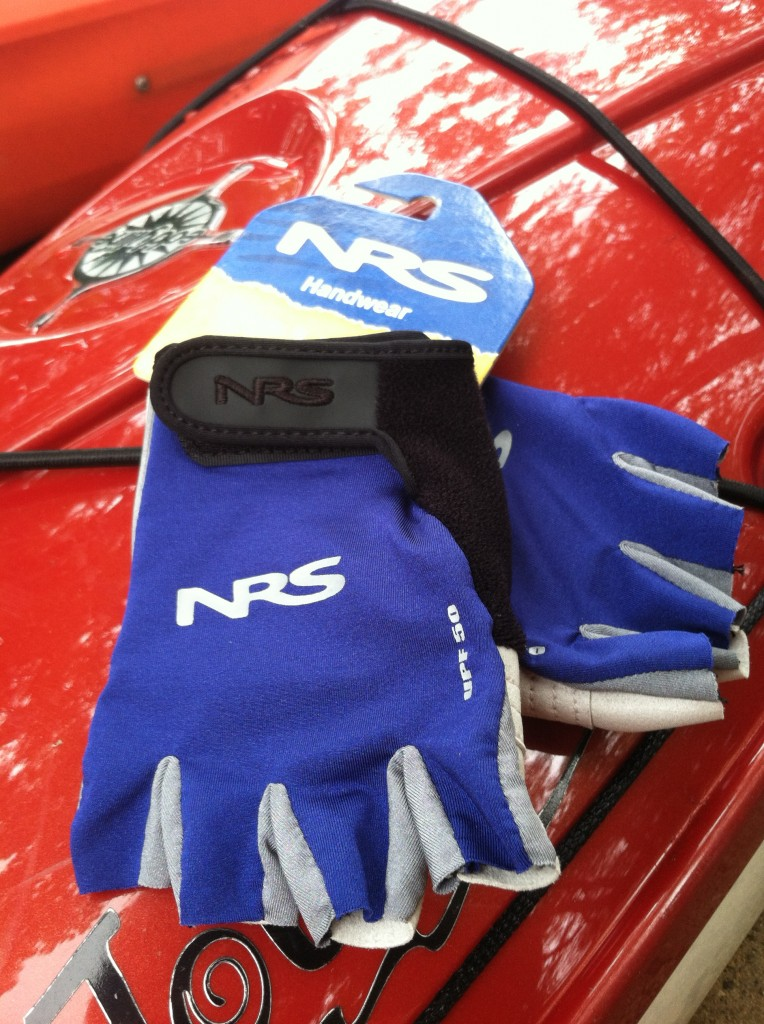 NRS Boaters Gloves Kayaking