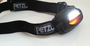 Petzl headlamp review
