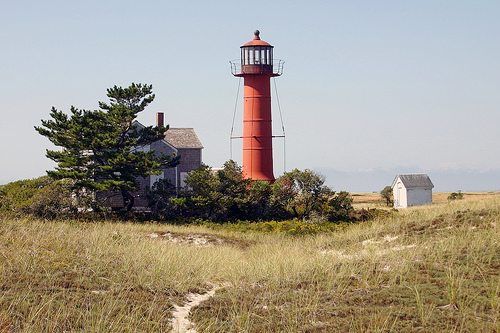 Monomoy Point Lighthouse remains a monument to our nautical yesteryear