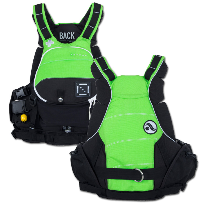 Astral Greenjacket PFD | Kayak Dave&39s