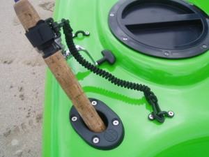A rod leash is a great way to protect your prized rod and reel!