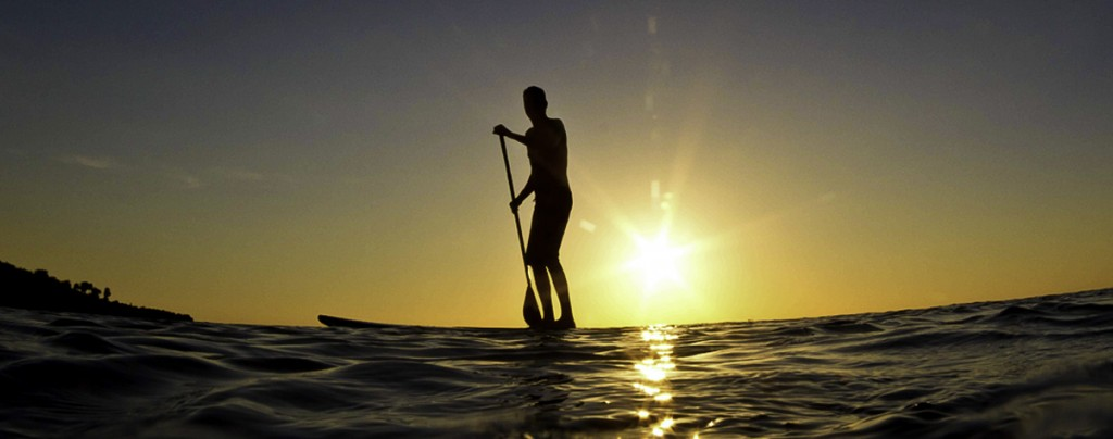 Wide-Sup-Sunset