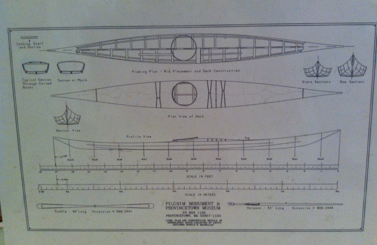 Skin on frame kayak plans - Macmillan Skin On Frame Kayak Dimensions Skin On Frame Greenland Kayaks Pinterest Kayaks And Frames
