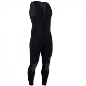 Wear a wetsuit to help protect against cooler water temps. (Image courtesy of NRS)