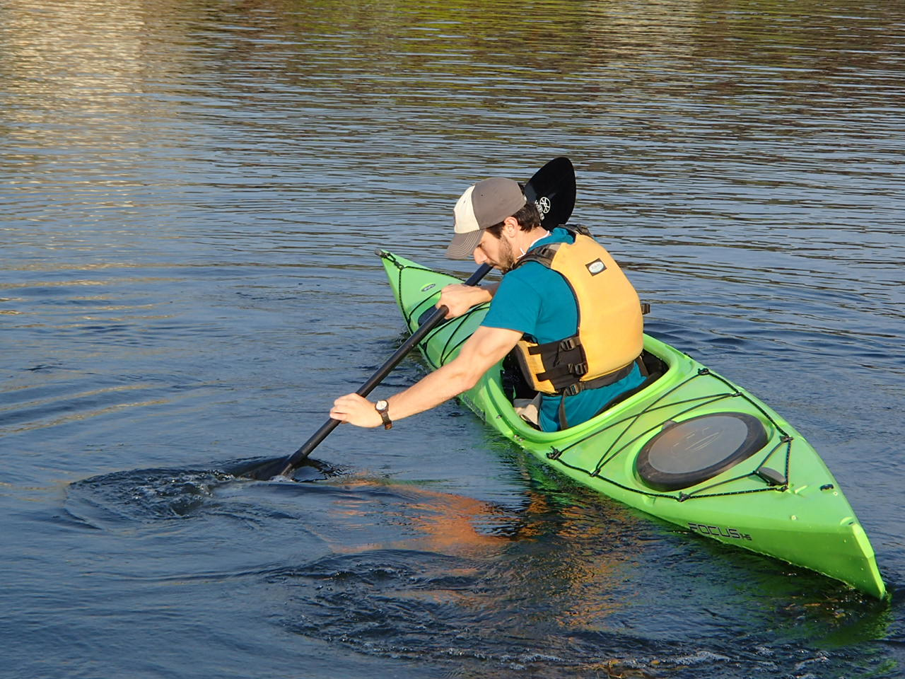 Wilderness Systems Focus 145 Review | Kayak Dave's