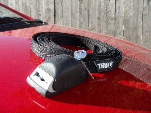 Thule Locking Straps 2