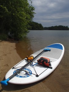 Aquabound Freedom Paddle 3